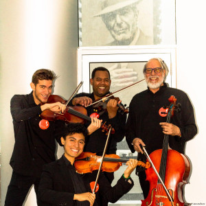 Zarabanda Montreal - String Quartet in Montreal, Quebec