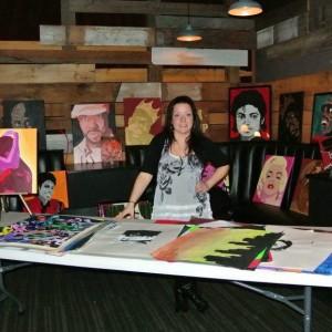 Zealous Paintings - Jj Burner - Fine Artist / Arts & Crafts Party in Burnsville, Minnesota