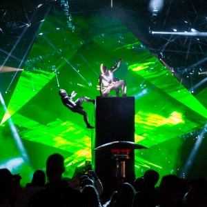 Zero Gravity Arts - LED Performer / Acrobat in Las Vegas, Nevada