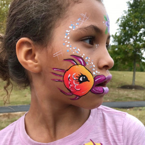 ZONA Face Painting - Face Painter / Balloon Twister in Fairfax, Virginia