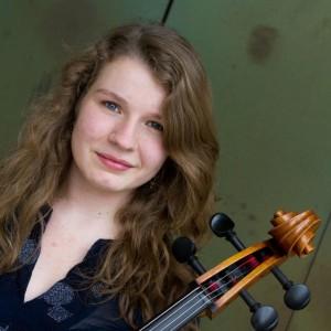Zou Zou Robidoux - Cellist in Montreal, Quebec