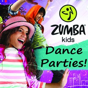 Zumba Kids Dance Parties! - Children's Party Entertainment in Los Angeles, California